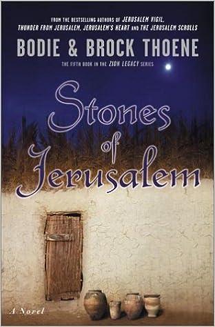 Book Stones of Jerusalem (Zion Legacy)