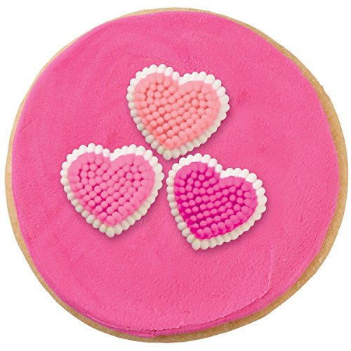 Wilton Icing Decorations, Micro Mini Hearts ()