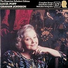 The Hyperion Schubert Edition 17 / Lucia Popp, Graham Johnson