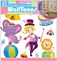 Edge Home Products Girls Walltoons Wall Sticker