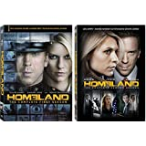 Homeland: Complete First & Second Seasons