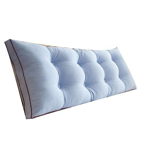 CYGJLYZ almohadilla posterior de cintura cama respaldo cojín ...