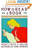 #9: How to Read a Book: The Classic Guide to Intelligent Reading
