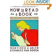Mortimer J. Adler (Author), Charles Van Doren (Author)  (590)Buy new:  $16.99  $9.25 252 used & new from $2.96