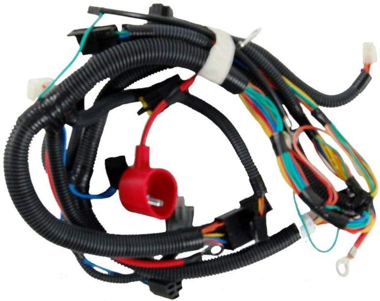 MTD 925-04847C Lawn Tractor Wire Harness Genuine Original Equipment Manufacturer (OEM) Part