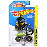 Best Hot Wheels Book For 3 Year Old Boys - Hot Wheels, 2015 HW Off-Road, HW450F Dirt Bike Review