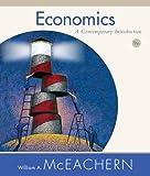 Bundle: Economics: a Contemporary Introduction, 9th + Economics CourseMate with EBook 2-Semester Printed Access Card : Economics: a Contemporary Introduction, 9th + Economics CourseMate with EBook 2-Semester Printed Access Card, Mceachern and McEachern, William A., 1111415927