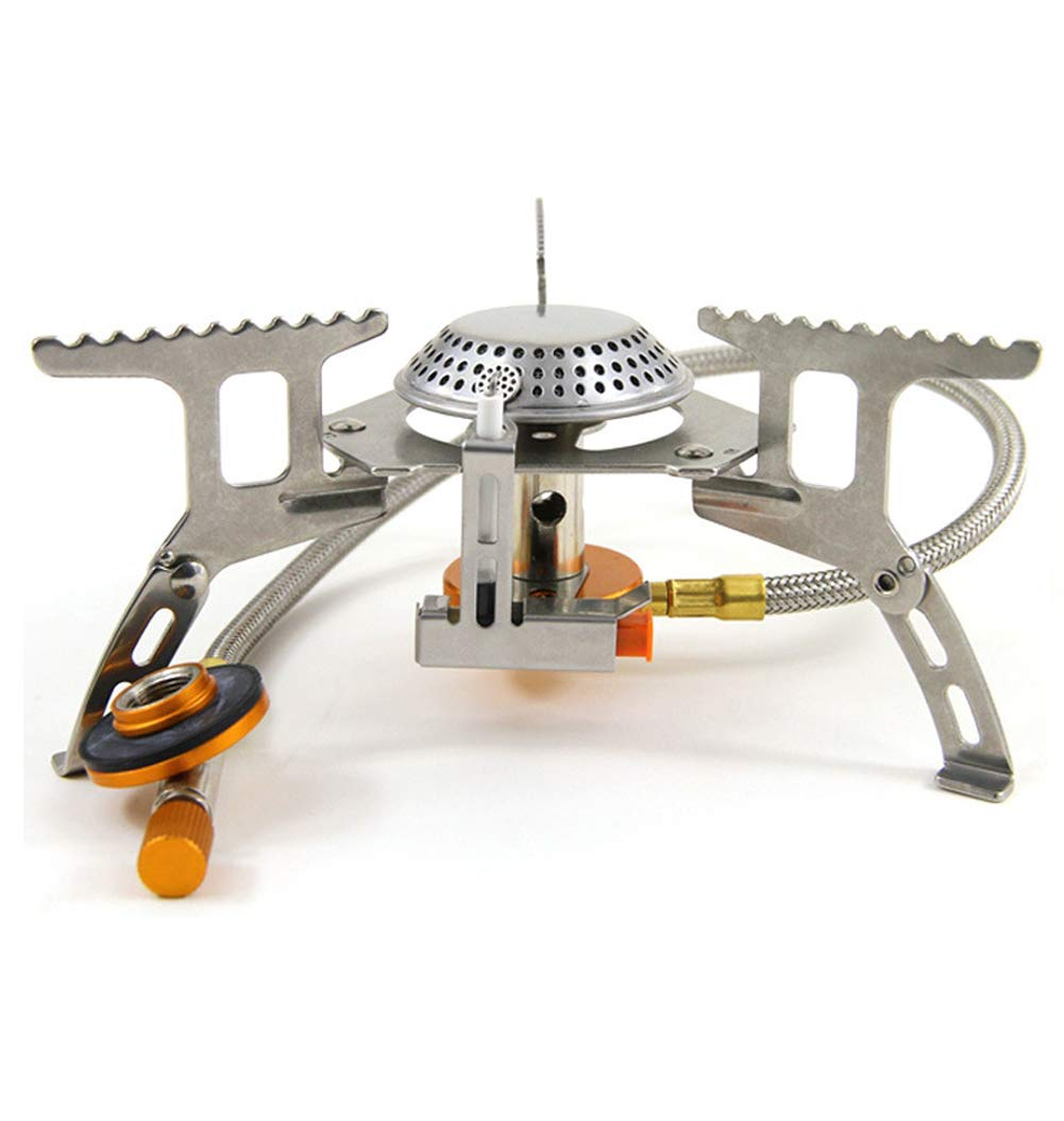 Camping Stove, 3500W Portable Electric Ignition Stove, Boil 1L of Water in 2.5Min QIN.J.FANG-Outdoor