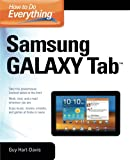 img - for How to Do Everything Samsung Galaxy Tab book / textbook / text book