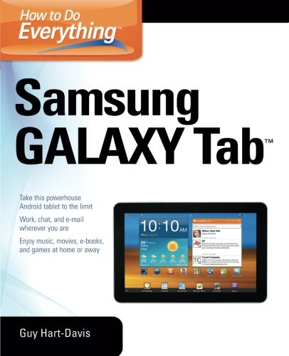 How to Do Everything Samsung Galaxy -