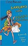 Les Filles, tome 14 : Garçons cool et filles stressées par Hopkins