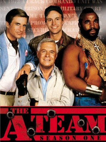 The A-Team - Season One -
