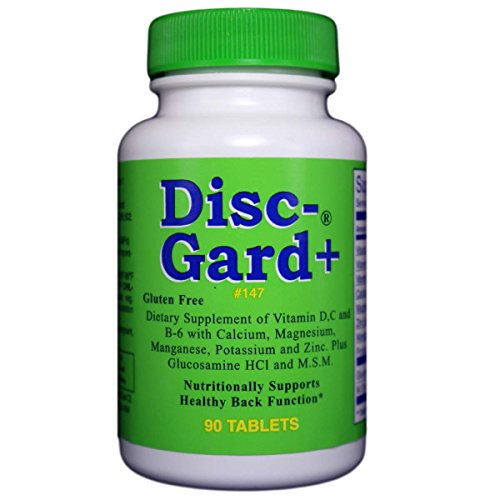Disc Gard+ Formula 147, 90 Tablets (Disc Guard)