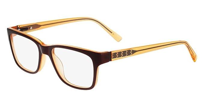 b3f3a70a67d Eyeglasses Kilter K5002 K 5002 Brown at Amazon Men s Clothing store