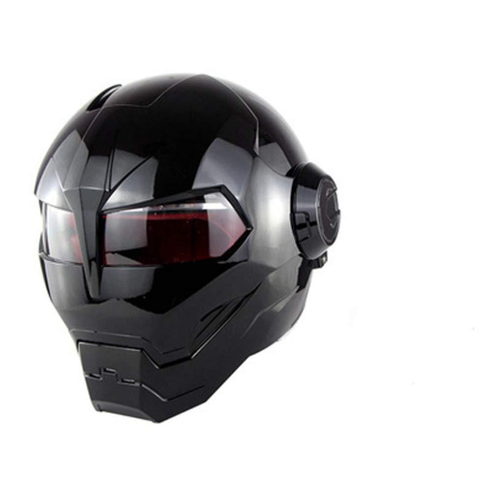 オートバイヘルメット オフロードオートバイレーシングヘルメット フルフェイスダンピング 耐久性 モータースポーツヘルメット 多色選択 快適 B07QYT4932 Large|カラー2 カラー2 Large