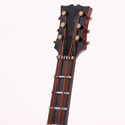 Amazon.es: F Fityle Modelo Guitarra Eléctrica en Miniatura para Muñecas Escala 1/6 - #12: Juguetes y juegos
