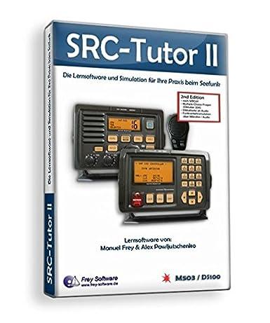 Frey Software Lernsoftware:SRC-Tutor II,2nd Edition Premium,M503//M505//DS100