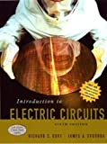 Introduction to Electric Circuits, Dorf, Richard C. and Svoboda, James A., 0471447951