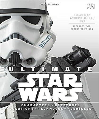 Book Ultimate Star Wars