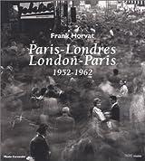Paris-Londres, London-Paris, 1952-1962