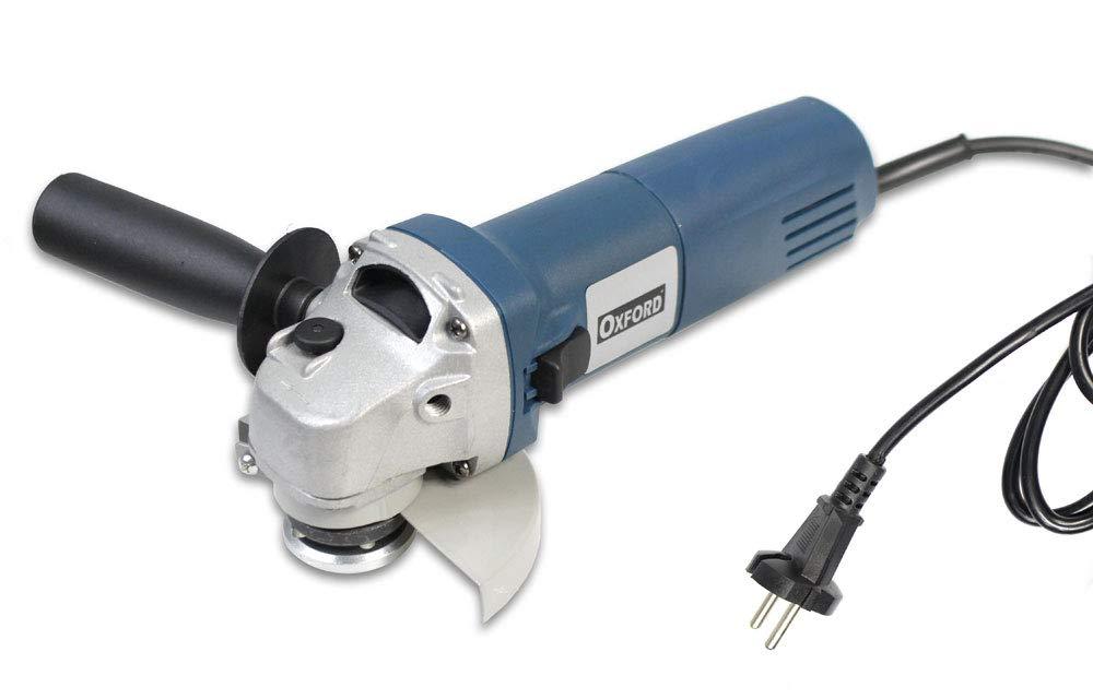 Vetrineinrete/® Smerigliatrice angolare 850 watt disco 115 mm flex per sgrossare smerigliare 230v impugnatura antiscivolo 76110 B60