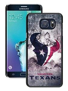 Unique Samsung Galaxy Note 5 Edge Skin Case ,Houston Texans 22 black Samsung Galaxy Note 5 Edge Cover Fashionable And Durable Designed Phone Case