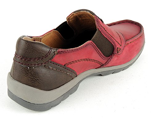 Bordeaux Mocca Leder Bordeaux Ladies Jana Weite Ssin H Specially 0RzwxP5