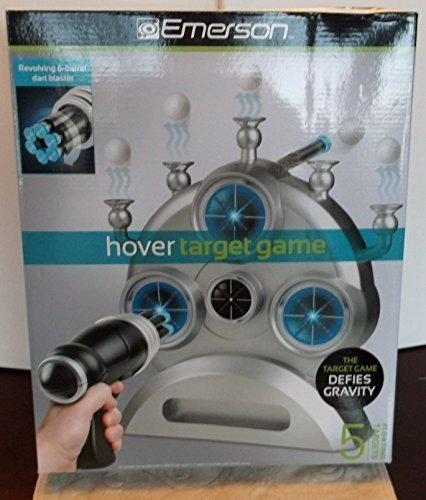 Platinum Collection by Shift Hover Target Game Silver