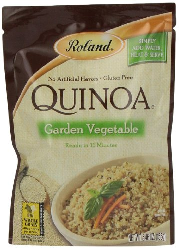 Roland Quinoa Garden Vegetable Ounce