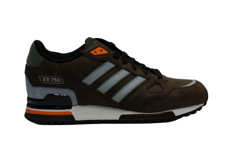 online store e0be3 a3ebe ... spain zx 750 braun orange adidas zx 750 marrone ea576 66d25