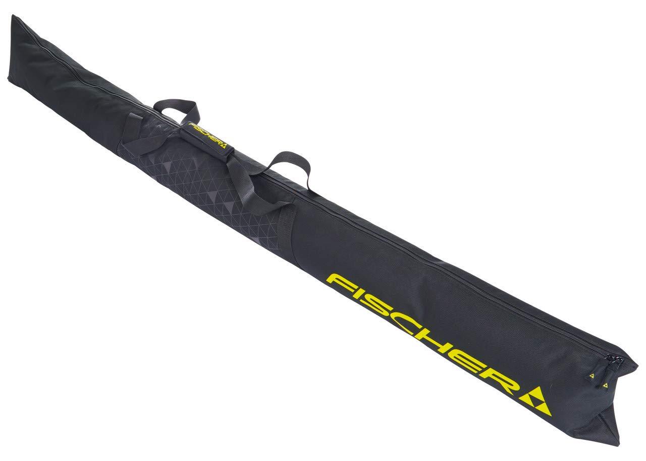 Fischer Langlauf Skicase Eco XC, 1 Pair, schwarz