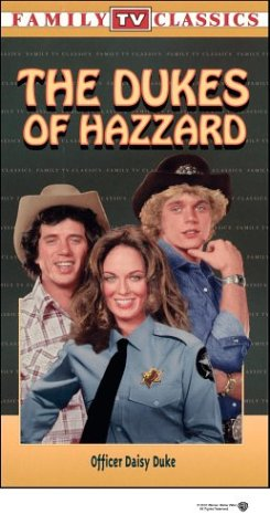 Dukes of Hazzard:Officer Daisy Duke [VHS] ()
