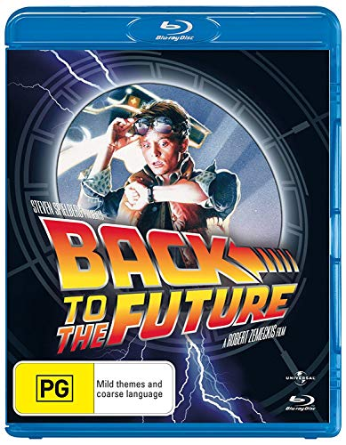 back to the future part 1 - 5
