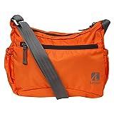Layout Run Orange sling bag