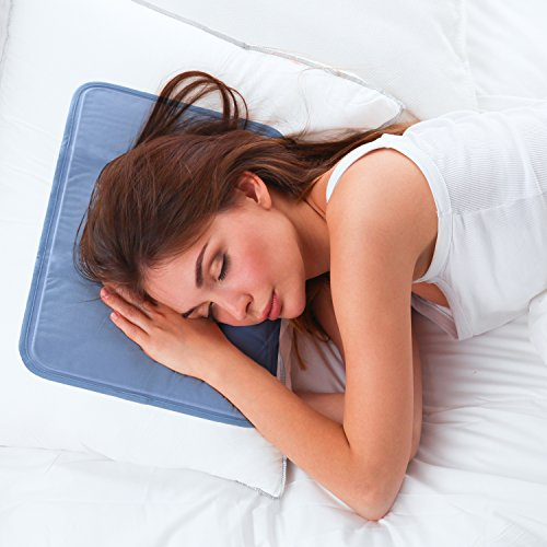 Livefine Cooling Pillow Pad Relief For Night Sweats