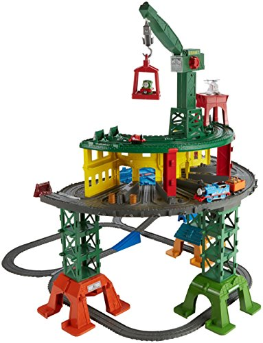 Station Set Train (Thomas & Friends Fisher-Price Super Station)