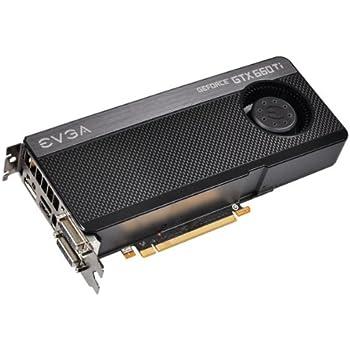 Amazon.com: EVGA GeForce GTX 660TI 2048 MB, GDDR5, DVI-I ...