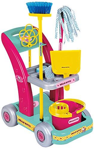 Grandi Giochi gg02315 - Carro de Limpieza Hello Kitty: Amazon.es: Juguetes y juegos