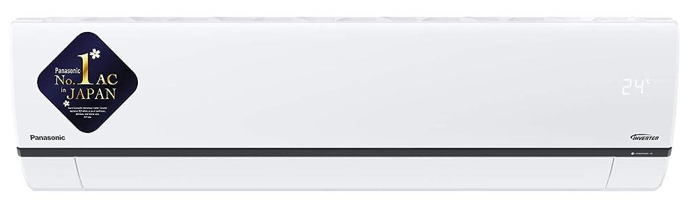 Panasonic 2 Ton 4 Star Wi-Fi Inverter Split AC (Copper, CS/CU-WU24WKYXF, White, Powered by IoT, Voice Control)