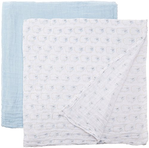 Hudson Baby Muslin Swaddle Blanket product image