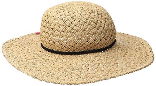 Volcom para Mujer Sombrero Head Trip Flop Tiene Beige Bronce Talla Talla  Media Grande  Amazon.es  Deportes y aire libre fe95769c768