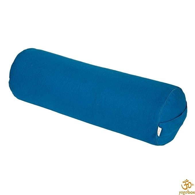 Yoga y Pilates Bolster/Yoga Papel básico, Burdeos: Amazon.es ...