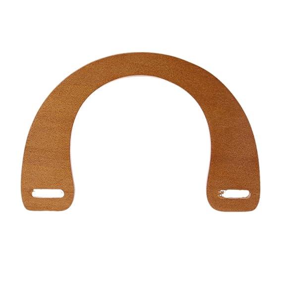 FURU - Asa para bolsos, asa para bolso, 1 pieza de madera ...