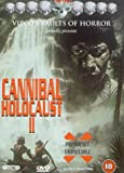 Cannibal Holocaust II [Region 2]