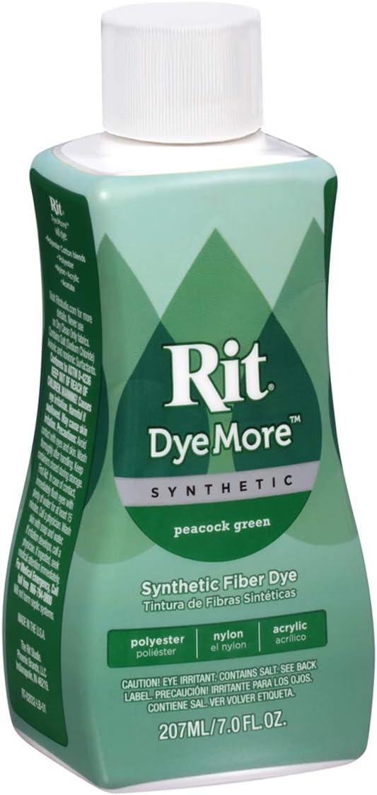 Rit DyeMore Liquid Dye, Peacock Green