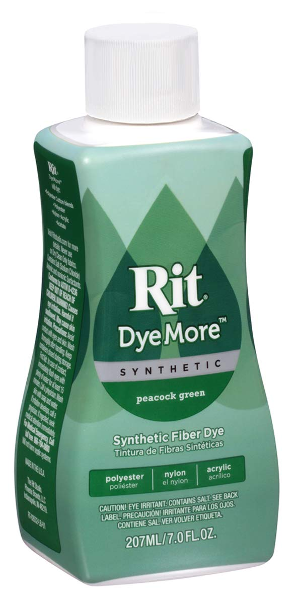 Rit DyeMore Liquid Dye, Peacock Green