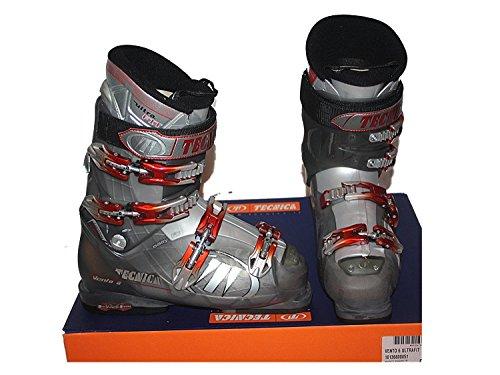 Tecnica men's Ski Boots Vento 6 ultrafit size mondo 27.5 , US 9.5 men NEW (Tecnica Mountain Boots Ski)