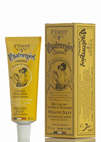 Hyalomiel Moisturizing Hyaline Jelly with Organic Honey for Hands 1.7 fl oz