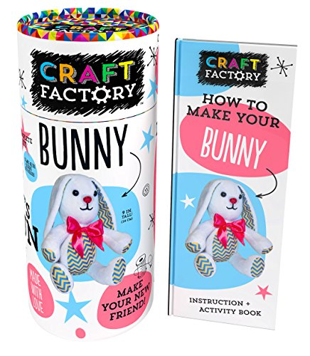 Craft Factory Tubes Bunny