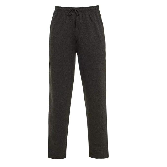 KK TRADERS (MCR) LTD - Pantalones de chándal para Hombre (Forro ...